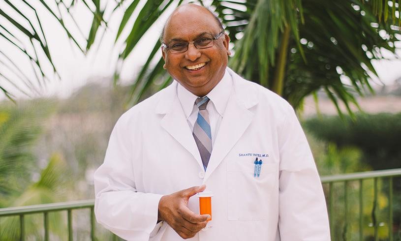 Shantu Patel, MD