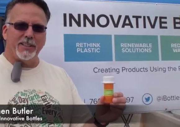 Innovative Bottles Featured on H20 Trash Patrol Channel! 2015 Earth Day Beach Clean Up Event